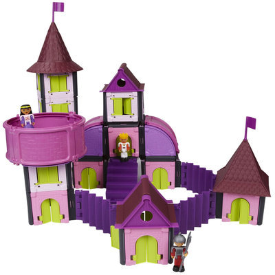 Modular Toys Dream Palace (139 pcs+3 characters)