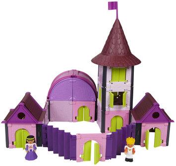 Modular Toys Fairy Tale Castle (85 pcs+2 characters)