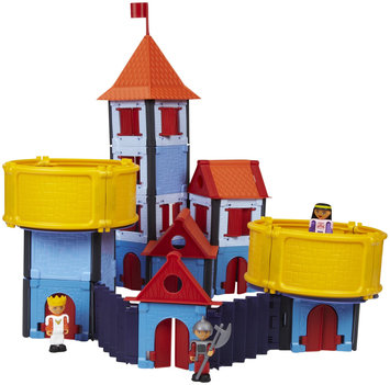 Modular Toys Fortress Engineer (139 pcs+3 characters)