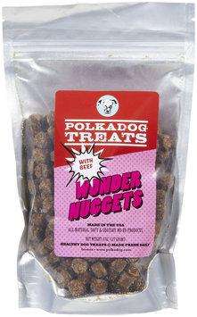 Polka Dog Bakery Super Dog Treats Wonder Nuggets - Mighty Mutt