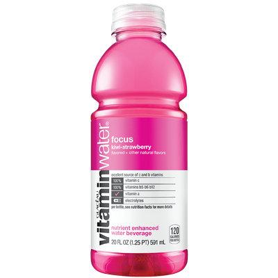 vitaminwater Focus Kiwi-Strawberry
