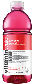vitaminwater Power-C Dragonfruit