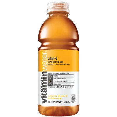 vitaminwater Vital-T Lemon Iced Tea