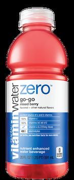 vitaminwater Zero Go-Go Mixed Berry