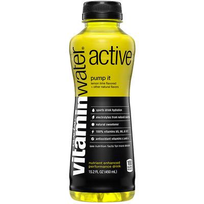 vitaminwater Active Pump It