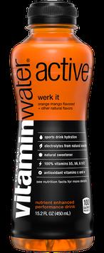 vitaminwater Active Werk It