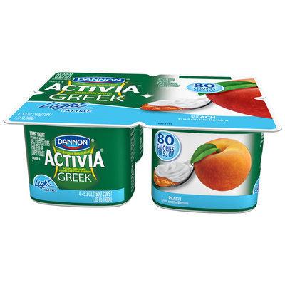 Activia 174 Greek Peach Light Yogurt Reviews 2019