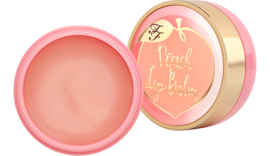 Too Faced Peach Lip Balm