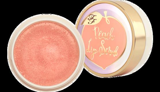 Too Faced Peach Lip Scrub