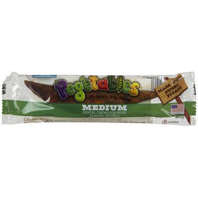 Pegetables Mixed Gravity Feeder Dental Chew - Medium