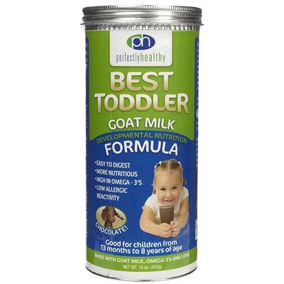Perfectlyhealthy Goat's Milk Toddler Formula - Chocolate - Powder.
