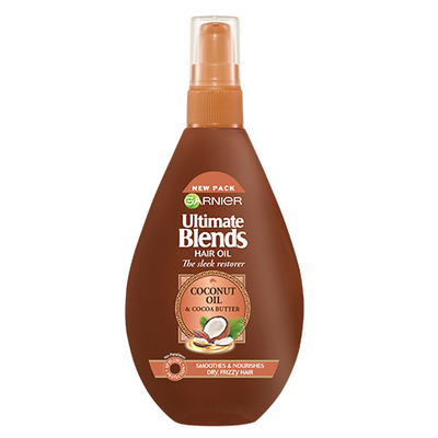 Garnier Ultimate Blends The Sleek Restorer Oil