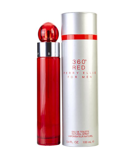 Perry Ellis 360 Red For Men Eau de Toilette