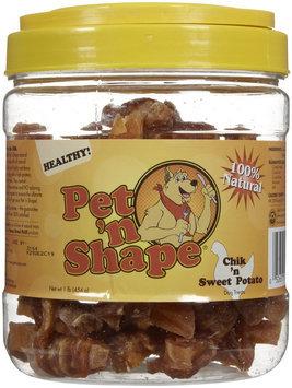 Pet 'n Shape Chik 'n Sweet Potato: 16 oz