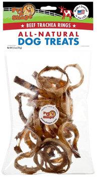 Petventures Inc Pet n Shape Beef Trachea Rings Dog Treat