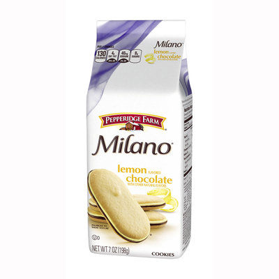 Pepperidge Farm® Milano Cookies Lemon Chocolate