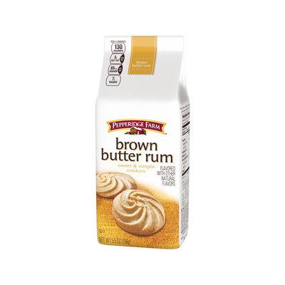 Pepperidge Farm® Brown Butter Rum Sweet & Simple Cookies
