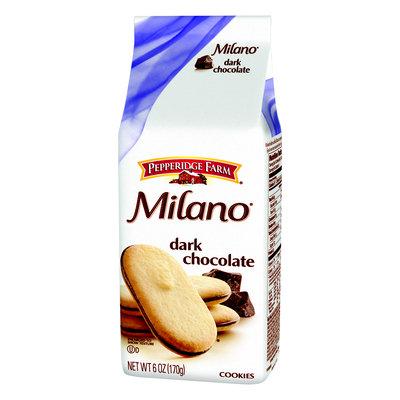 Pepperidge Farm® Dark Chocolate Milano® Cookies