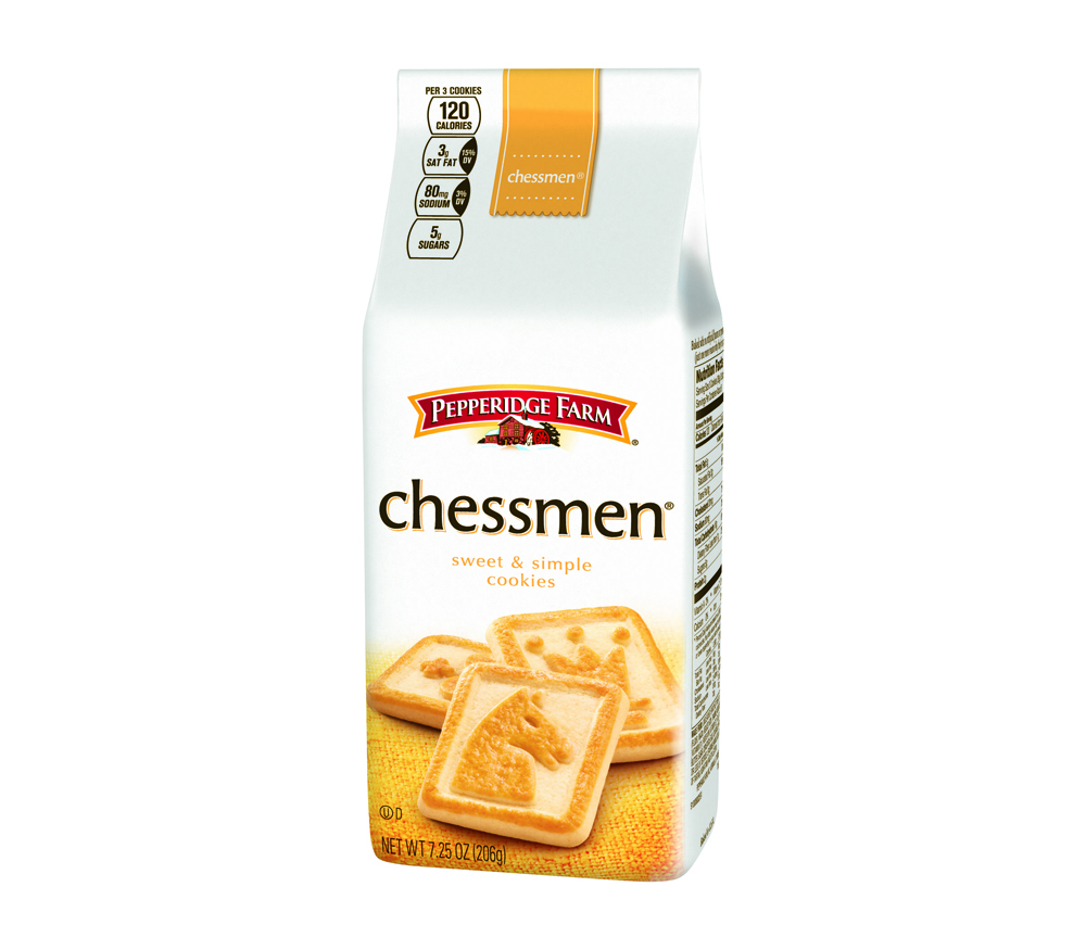 Pepperidge Farm® Chessmen Distinctive Cookies