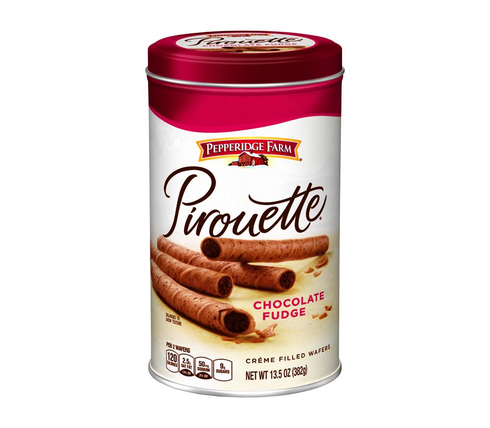 Pepperidge Farm® Pirouette Chocolate Fudge