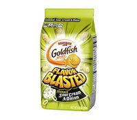 Goldfish® Flavor Blasted Slammin' Sour Cream & Onion Baked Snack Crackers