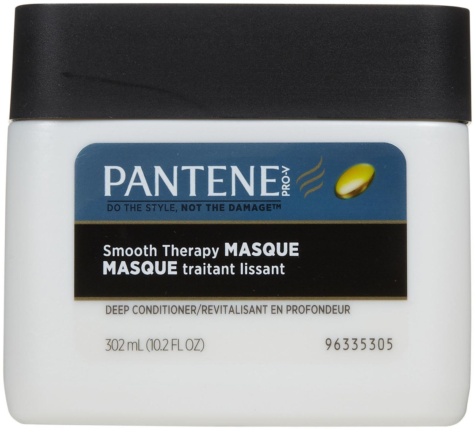 Pantene Pro-V Thick Hair Solutions 2 Minute Deep Conditioner