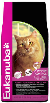 Eukanuba Weight Control Adult Chicken Cat Food