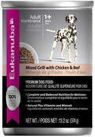 Eukanuba Dog Mixed Grill With Chicken/Beef Canned Dog Food
