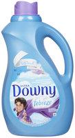 Downy Ultra with Febreze Liquid Fabric Softener, Spring & Renewal, 77 oz