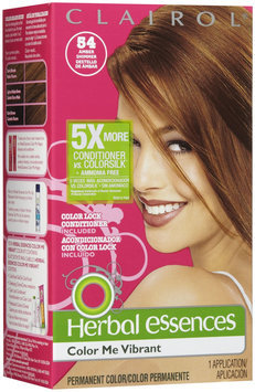 Procter & Gamble Herbal Essences Color Me Vibrant Permanent Hair Color - Amber Shimmer