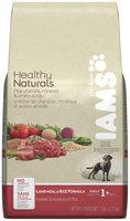 Iams Healthy Naturals Adult Lamb Meal & Rice Premium Natural Dog Food