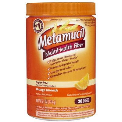 Metamucil Sugar-Free Original Fiber Powder, 30 Doses