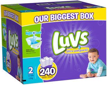 Procter & Gamble LUVS Diaper Size 2 - 240 Count