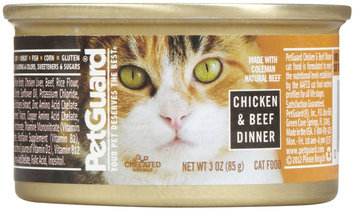 PetGuard Chicken & Beef Dinner