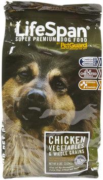 PetGuard LifeSpan Dry Dog - Fresh Chicken