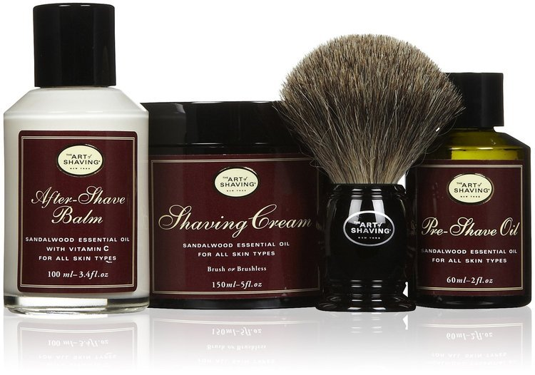 The Art of Shaving Full Size Kit, Sandalwood