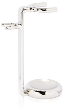 The Art of Shaving Nickel-Plated Classic Brush/Razor Stand One Size