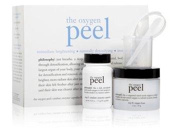 Philosophy Detoxify The Oxygen Peel Kit 2 Piece Kit