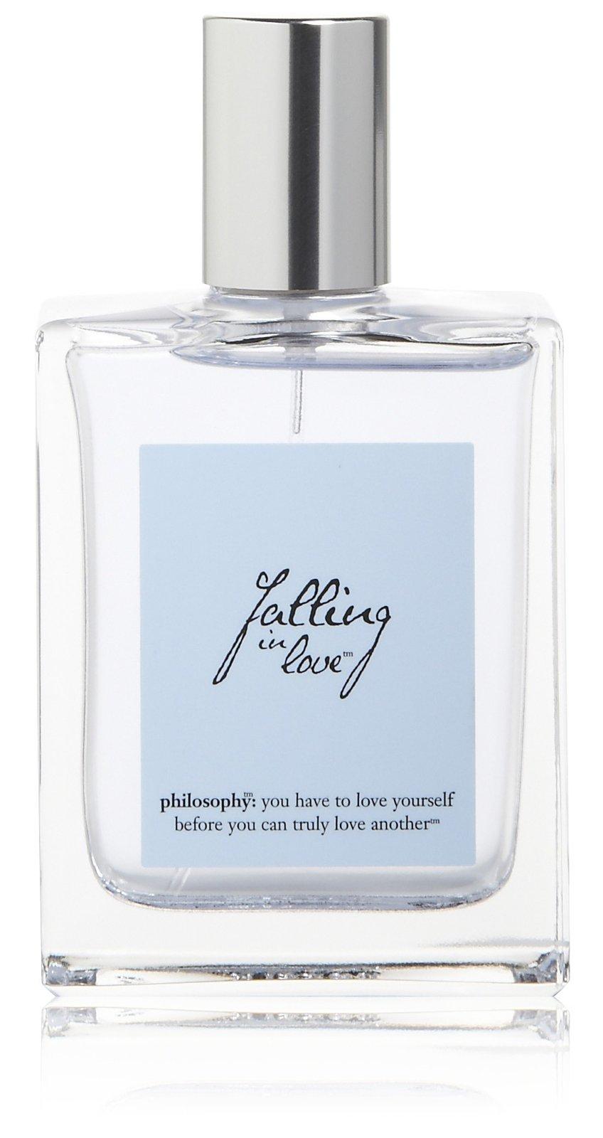 philosophy falling in love spray fragrance