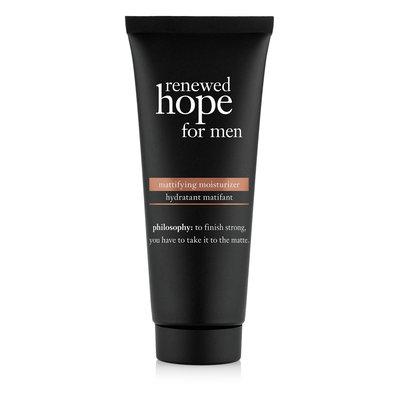 philosophy Renewed Hope For Men Mattifying Moisturizer