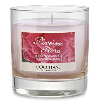 L'Occitane Pivoine Flora Rose Romantic Candle
