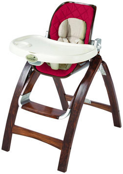 Summer Infant Bentwood High Chair - Cranberry - 1 ct.