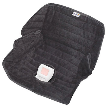 Summer Infant Deluxe Piddle Pad - Black - 1 ct.