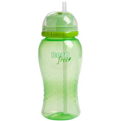 Born Free® 14-Ounce Twist n Pop Straw Cup - Green