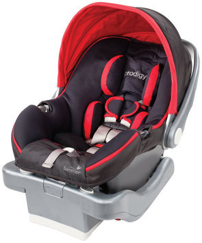 Summer Infant Prodigy Infant Car Seat - Jet Set