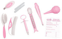 Summer Infant Health and Grooming Kit - Pink Pink/White
