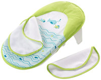 Summer Infant Bath Sling with Warming Wings Blue/Green