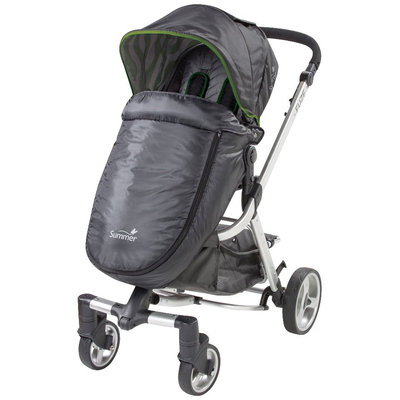 Summer Infant Fuze Stroller BabyBoot