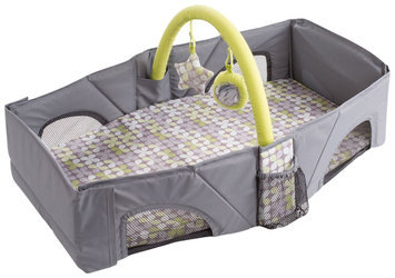Summer Infant Portable Bed with Diaper Changer - Gray - 1 ct.