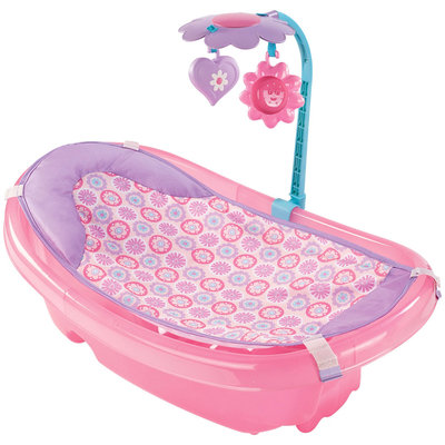 Summer Infant Sparkle Fun Tub For Baby